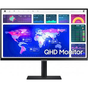 """Samsung 27"""" WQHD Monitor S27A600UUU, 2560 x 1440, schwarz"""