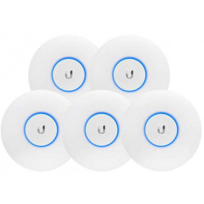 Ubiquiti Unifi AP-AC Pro WLAN Access Point, 5er-Set