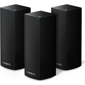 Linksys Velop WLAN Access-Point AC6600 3er-Set, Schwarz