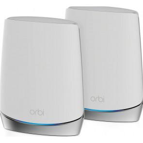 Netgear Orbi Mesh-WLAN RBK752, WiFi 6, 2er-Set