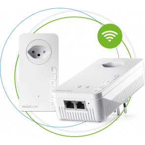 Magic 2 WiFi 2-1-1 next Starter Kit, max. 2400 Mbit/s, devolo