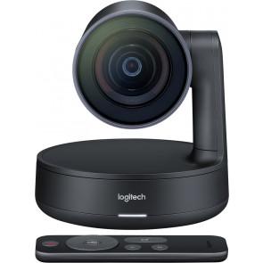 DEMO: Rally Camera Videokonferenzkamera Logitech