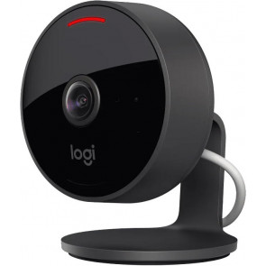 Logitech Circle View Camera, schwarz