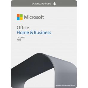 Microsoft Office 2021 Home & Business, Softwaredownload, Mac + Win