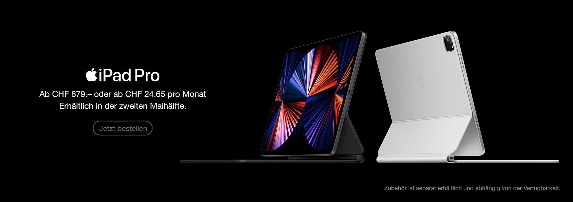 Jetzt Apple iPad Pro bestellen